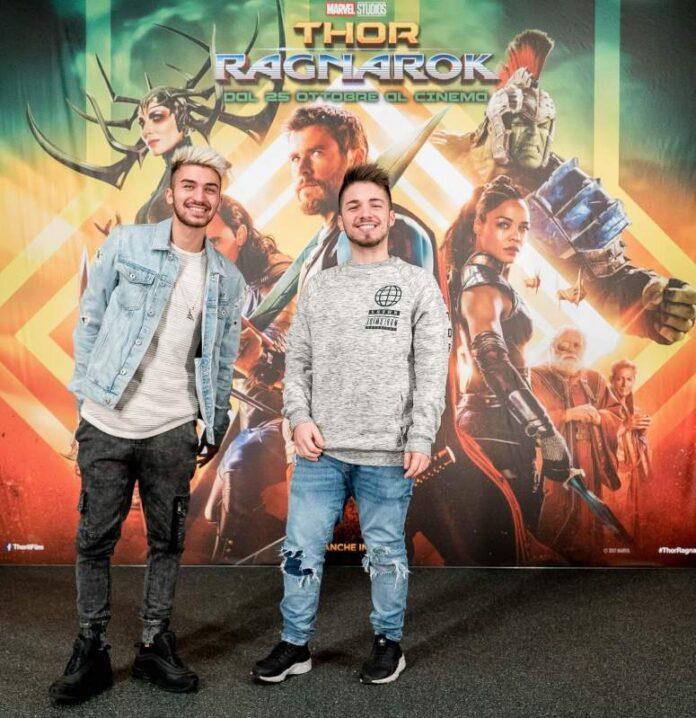 Thor Ragnarok - Matt & Bise