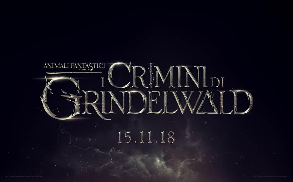 Animali fantastici - I crimini di Grindelwald 15-11-18
