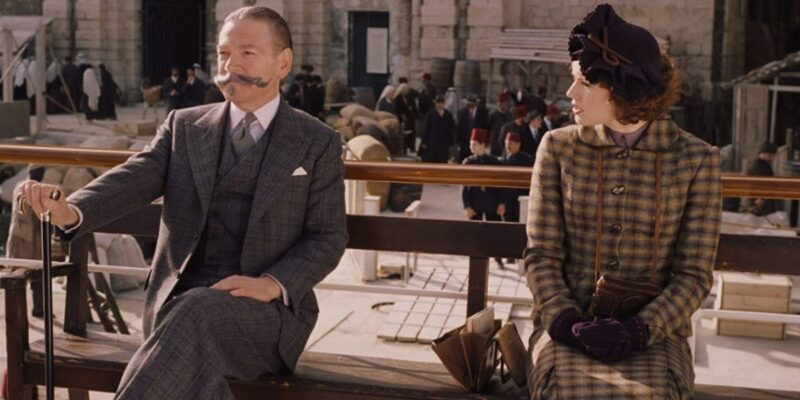 Assassinio sull'Orient Express - Kenneth Branagh