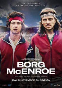 Borg McEnroe - Locandina