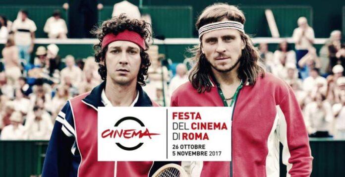 Borg McEnroe vince Festa del Cinema di Roma
