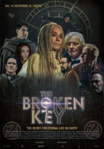 The broken key - Locandina
