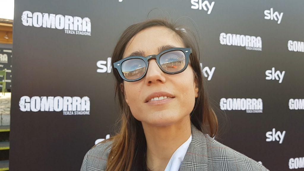 Cristiana Dell'Anna - Gomorra 3