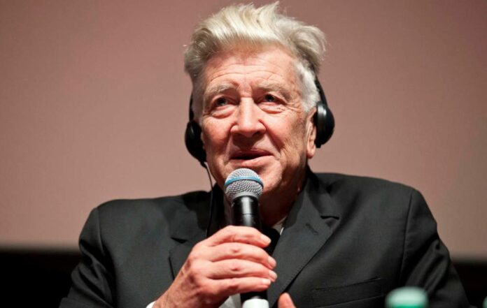 David Lynch - Festa del Cinema di Roma 1