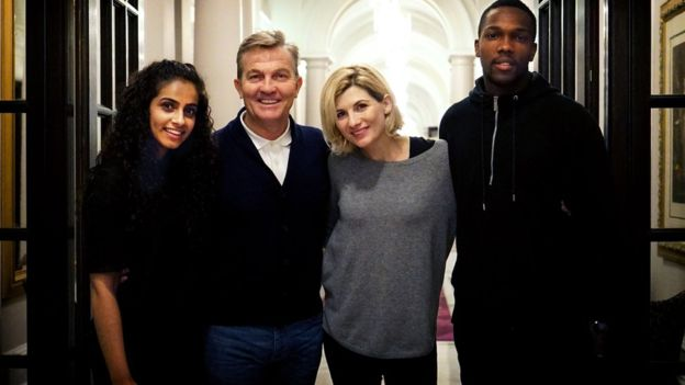 Doctor Who nuovo cast