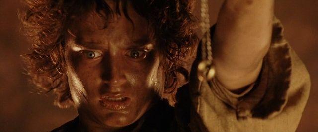 Elijah Wood - Frodo Baggins Il Signore degli Anelli