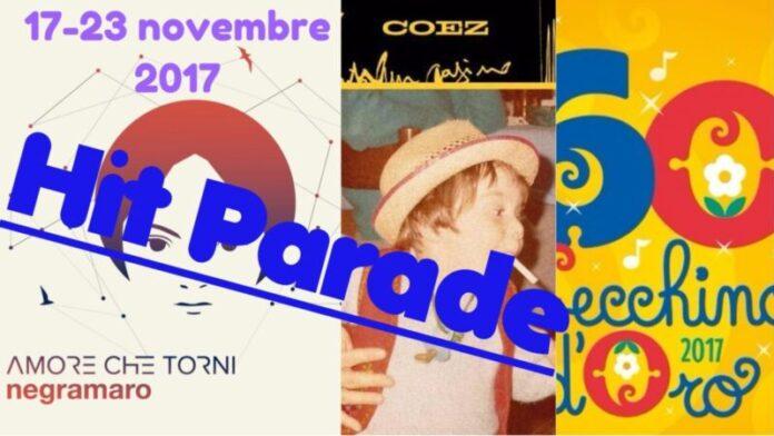 Hit Parade 24-11-17 Negramaro