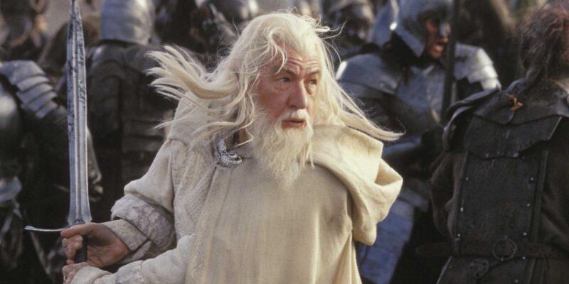 Ian McKellen (Gandalf) Il Signore degli Anelli