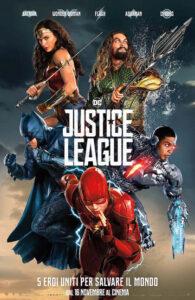 Justice League - Locandina