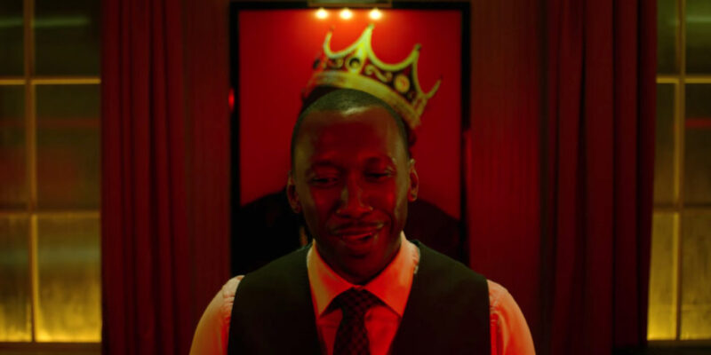 Mahershala Ali Luke Cage in True Detective
