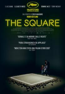 The square - Locandina