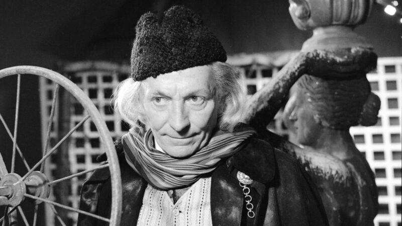 William Hartner Primo Dottore Doctor Who