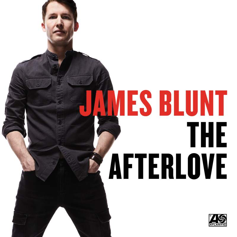 James Blunt - The Afterlove - cover