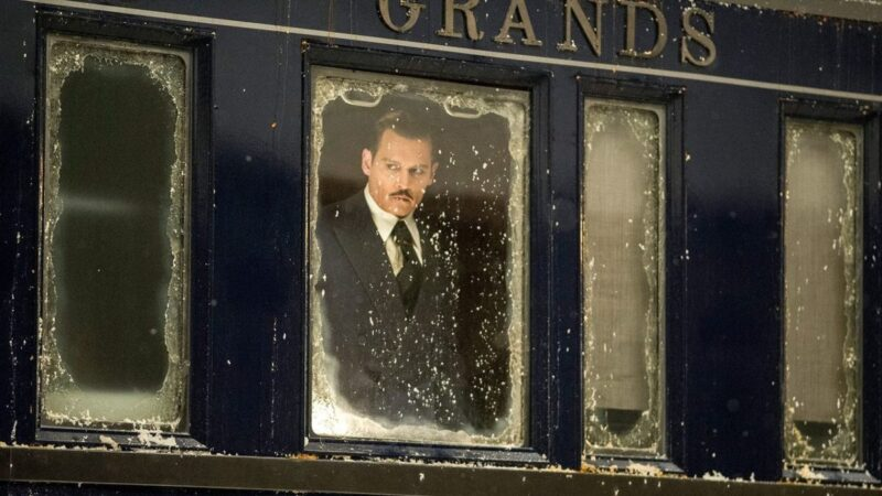 Assassinio sull'Orient Express Johnny-Depp