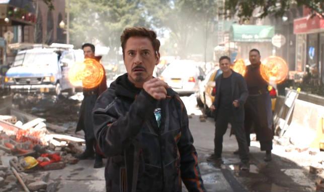Robert Downey Jr. - Avengers: Infinity War