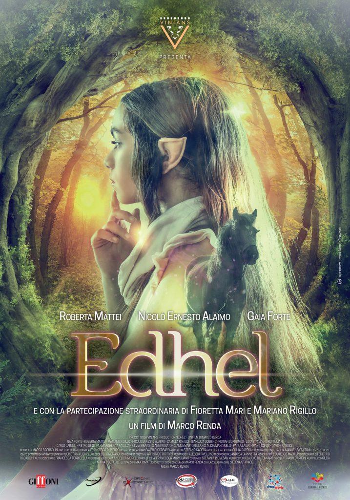 Edhel - poster