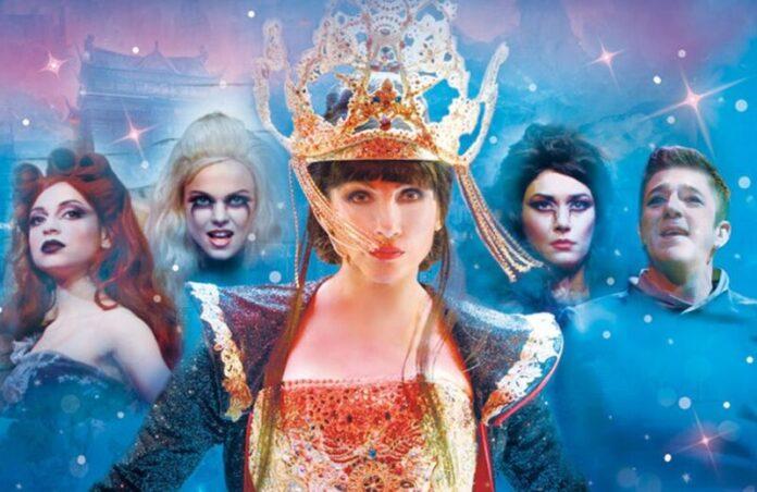 La Regina di Ghiaccio, recensione: Lorella Cuccarini è ancora Turandot