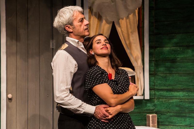 La Locandiera - Claudio Botosso e Silvia Gallerano