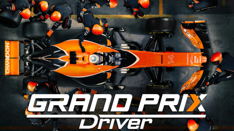Amazon Prime Video: Grand Prix Driver