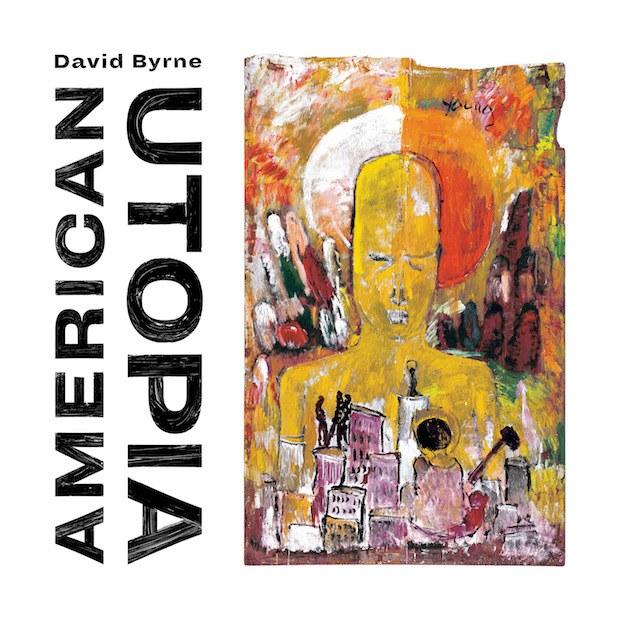 American Utopia - David Byrne copertina