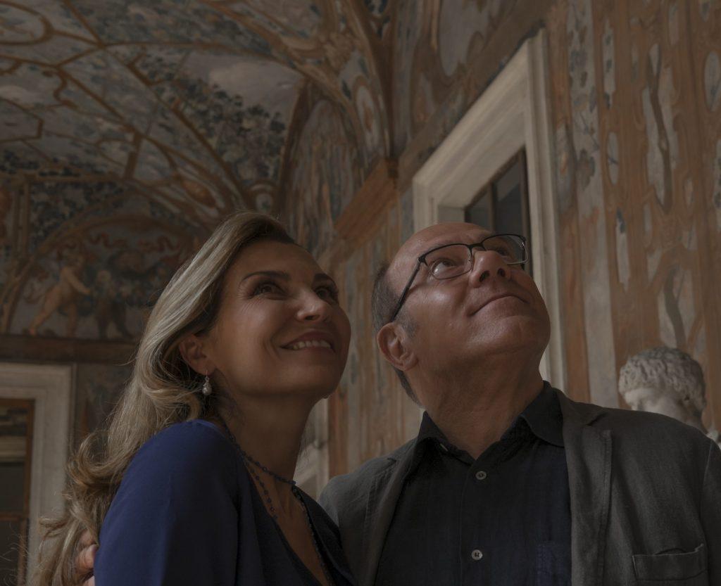 Benedetta follia - Maria Pia Calzone e Carlo Verdone