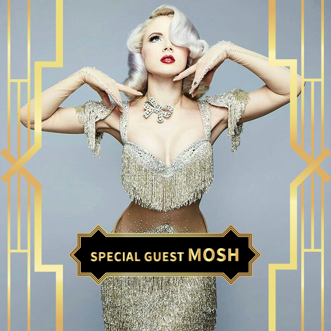 Caput Mundi International Burlesque - Mosh