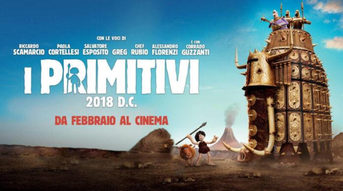 I primitivi - banner