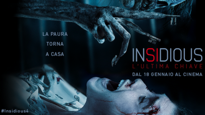 Insidious: L'ultima chiave - banner