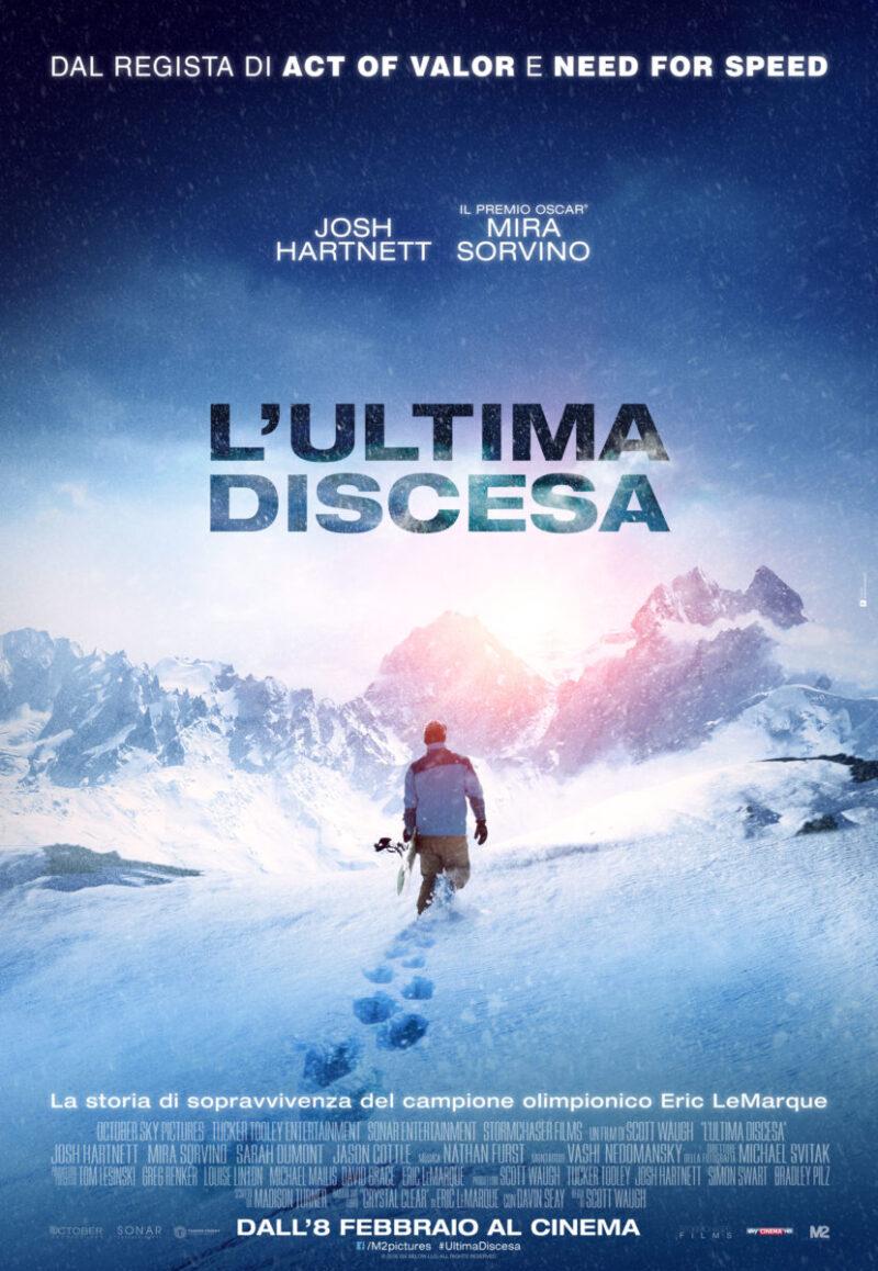 L'ultima discesa - locandina film
