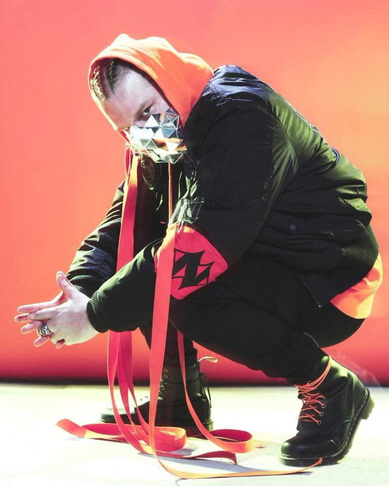 Il rapper Nitro