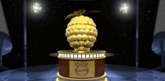Razzie Awards 2018