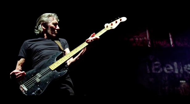 Roger Waters live in Rome