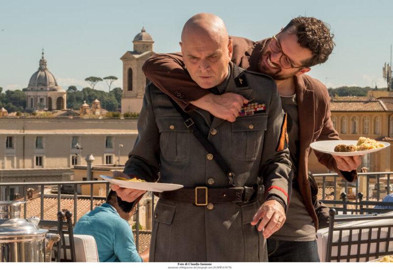 Sono tornato - Massimo Popolizio e Frank Matano