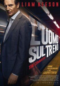 L'uomo sul treno - The commuter locandina