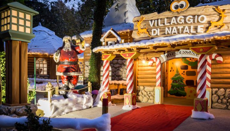 Luneur Park - Villaggio di Natale