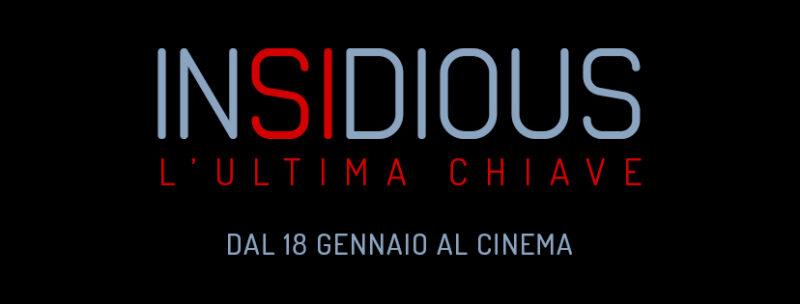 insidious. l'ultima chiave 3