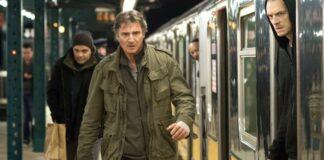Liam Neeson L'uomo sul treno