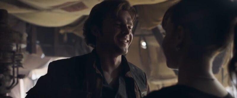 Alden Ehrenreich in Solo: A Star Wars Story