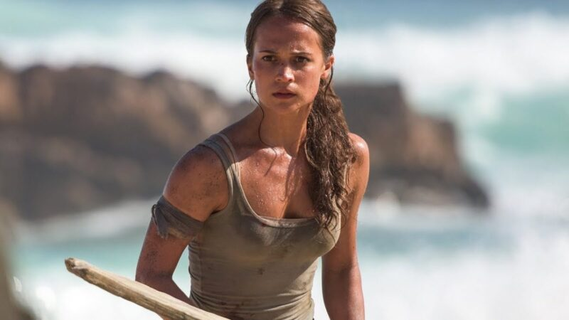 Tomb Raider - A.V.