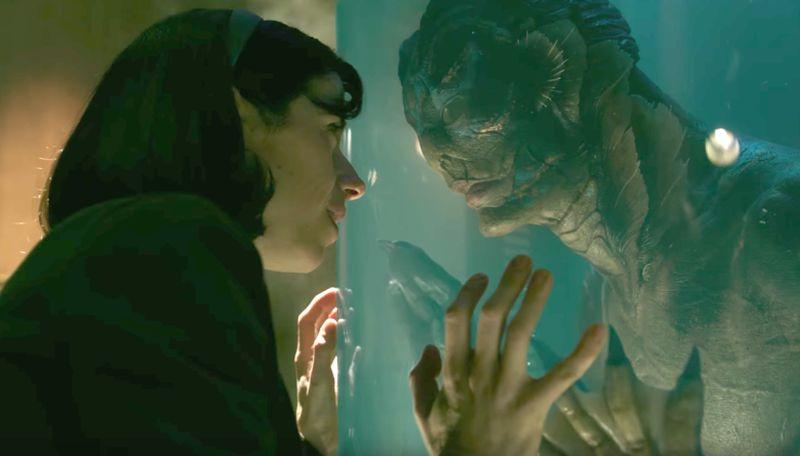 Bafta 2018: premio per la Miglior regia a Guillermo del Toro per La forma dell'acqua
