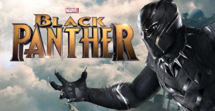 Black Panther - banner