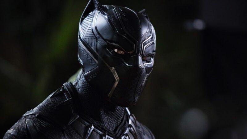 Il nuovo design del costume di Black Panther
