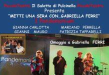 Metti una sera con Gabriella Ferri