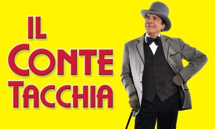 Il conte Tacchia, recensione: la commedia musicale è più viva che mai