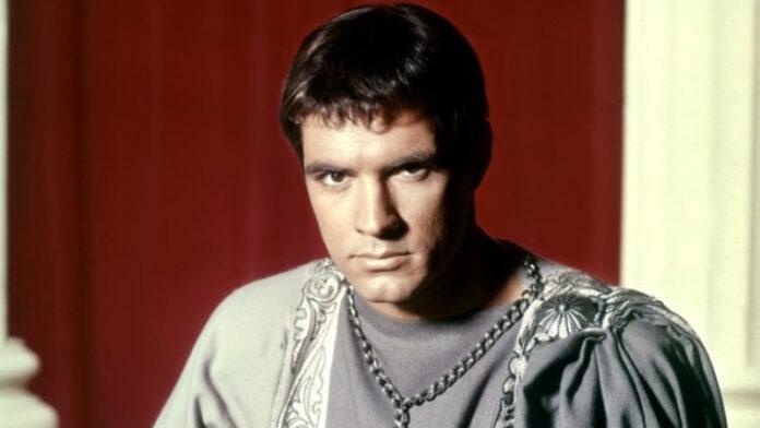 John Gavin in Spartacus