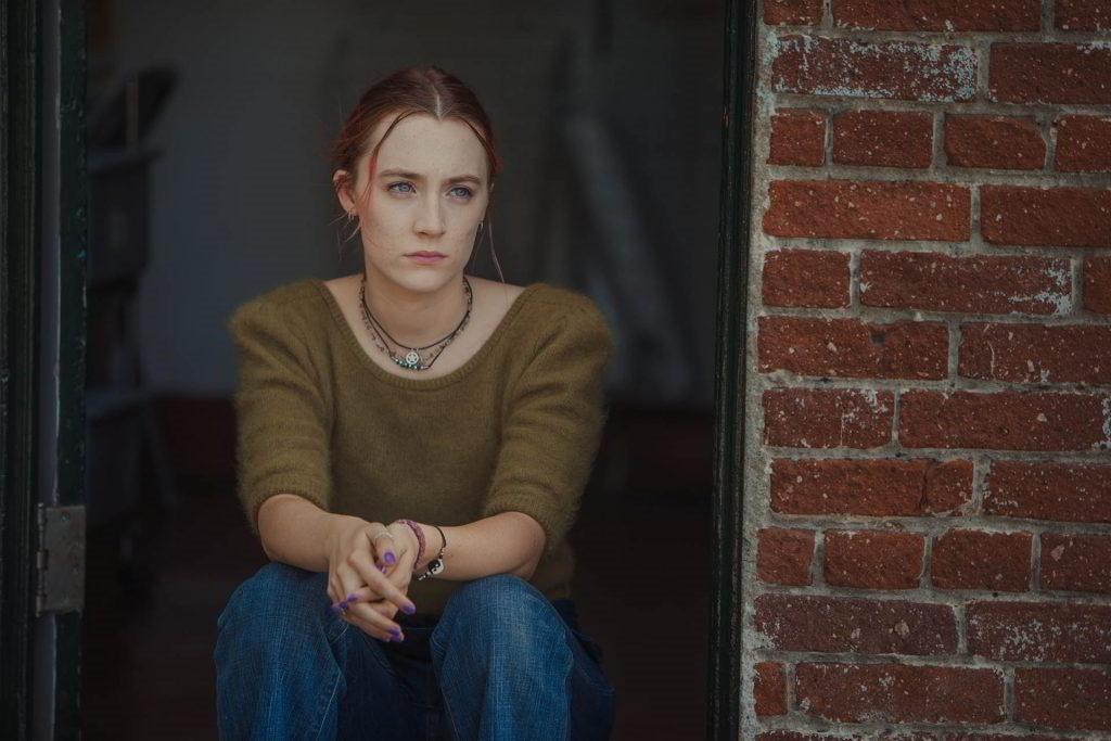 Lady Bird-Saoirse Ronan