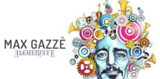 Max Gazzè - Alchemaya - banner