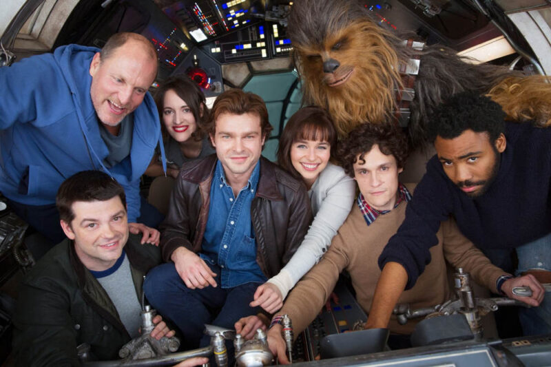 Solo: A Star Wars Story - Il cast