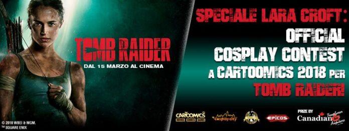 Tomb Raider - copertina