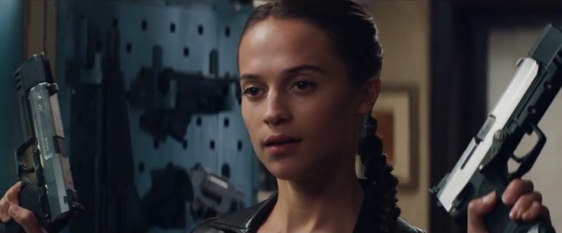 Alice Vikander - Tomb Raider